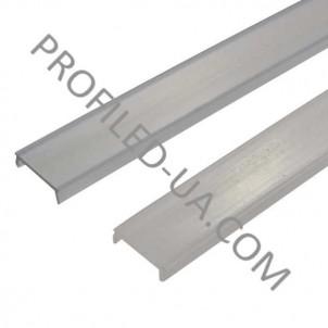 Рассеиватель для LED профиля плоский матовый